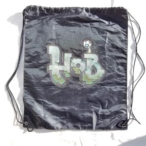 TWO Pre-owned Exclusive Gaming Draw String Bags